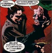 Gordon VS Dracula