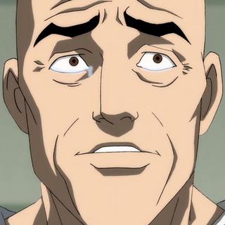 El nuevo rostro de Harvey Dent