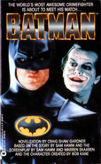 Batman (1989 Film) Novelization