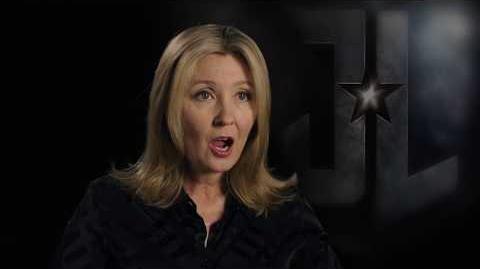 Liga de la Justicia - Entrevista con Deborah Snyder