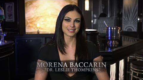 Morena Baccarin adelanta su dramático cambio en Gotham.
