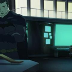Damian se disculpa.