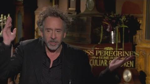 "Would Tim Burton make another BATMAN movie? ""There's one coming out every week"""