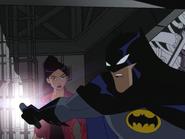Yin and batman in tunnels