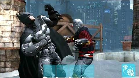 Batman Arkham Origins Mobile Trailer
