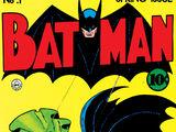Batman Vol.1 1