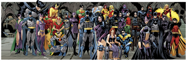 Batmanfamilie