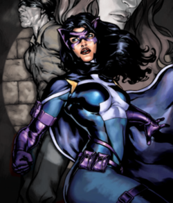 Huntress Bertinelli
