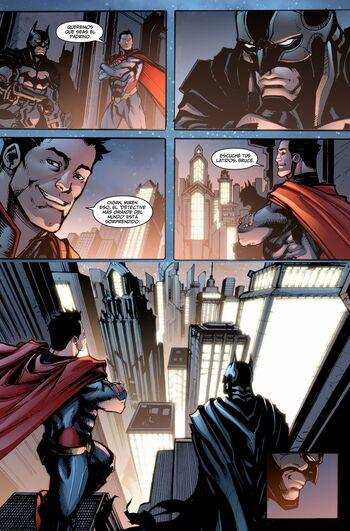 Injustice Gods Among Us Vol.1 1 imagen