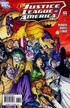 Justice League of America Vol 2 13