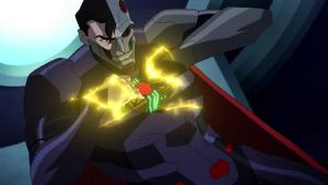 TROFS - Cyborg-Superman se arranca la Caja Madre