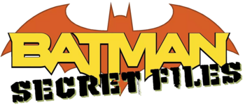 Batman-Secret-Files
