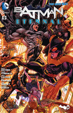 Batman Eternal Vol 1-9 Cover-1
