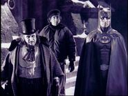 Batman Returns - Burton, Keaton and DeVito
