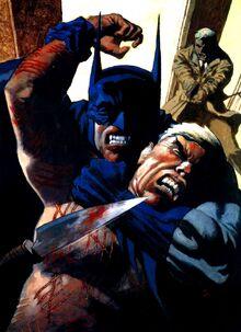 Batman and Zsasz