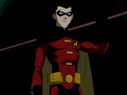 Robin II (Young Justice)