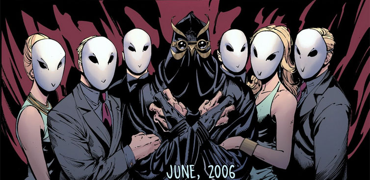 Image result for batman court of owls