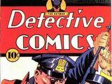 Detective Comics (Volume 1)