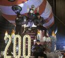 200th Anniversary Parade