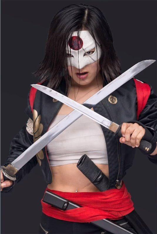 Karen Fukuhara Is Going To Be Katana For