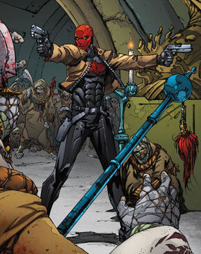 Redhood new52