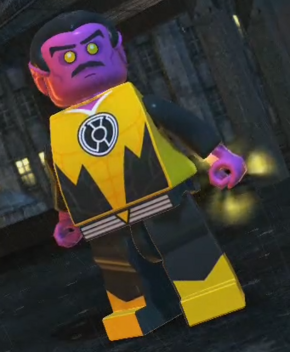 SinestroLegoBatman