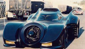 Batman Returns Batmobile