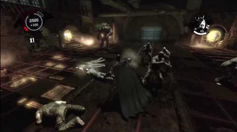 Batman Arkham Asylum Medical Facility Boss Bane HD