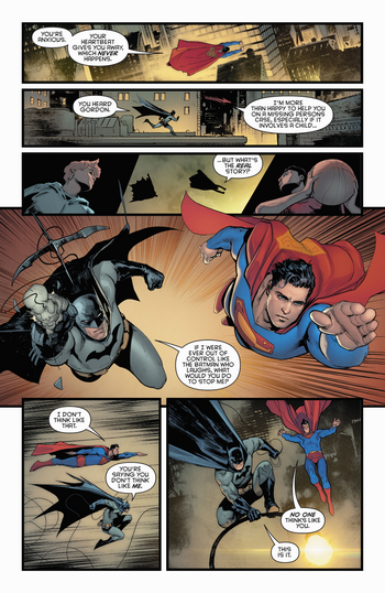 Batman Superman Vol.2 1 imagen