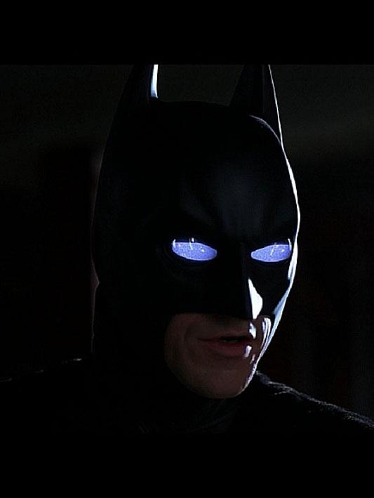 Batsuit Nolan Films
