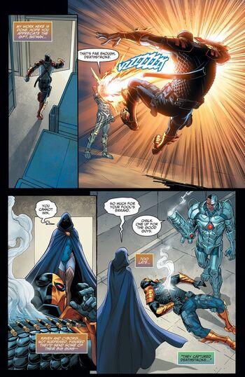 Injustice Año Cinco Vol.1 36 imagen
