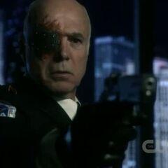 General Wilson en <i>Smallville</i>
