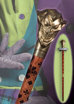 The Joker Cane at noblecollection.com