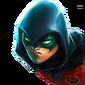 DC Legends Robin Damian Wayne Portrait