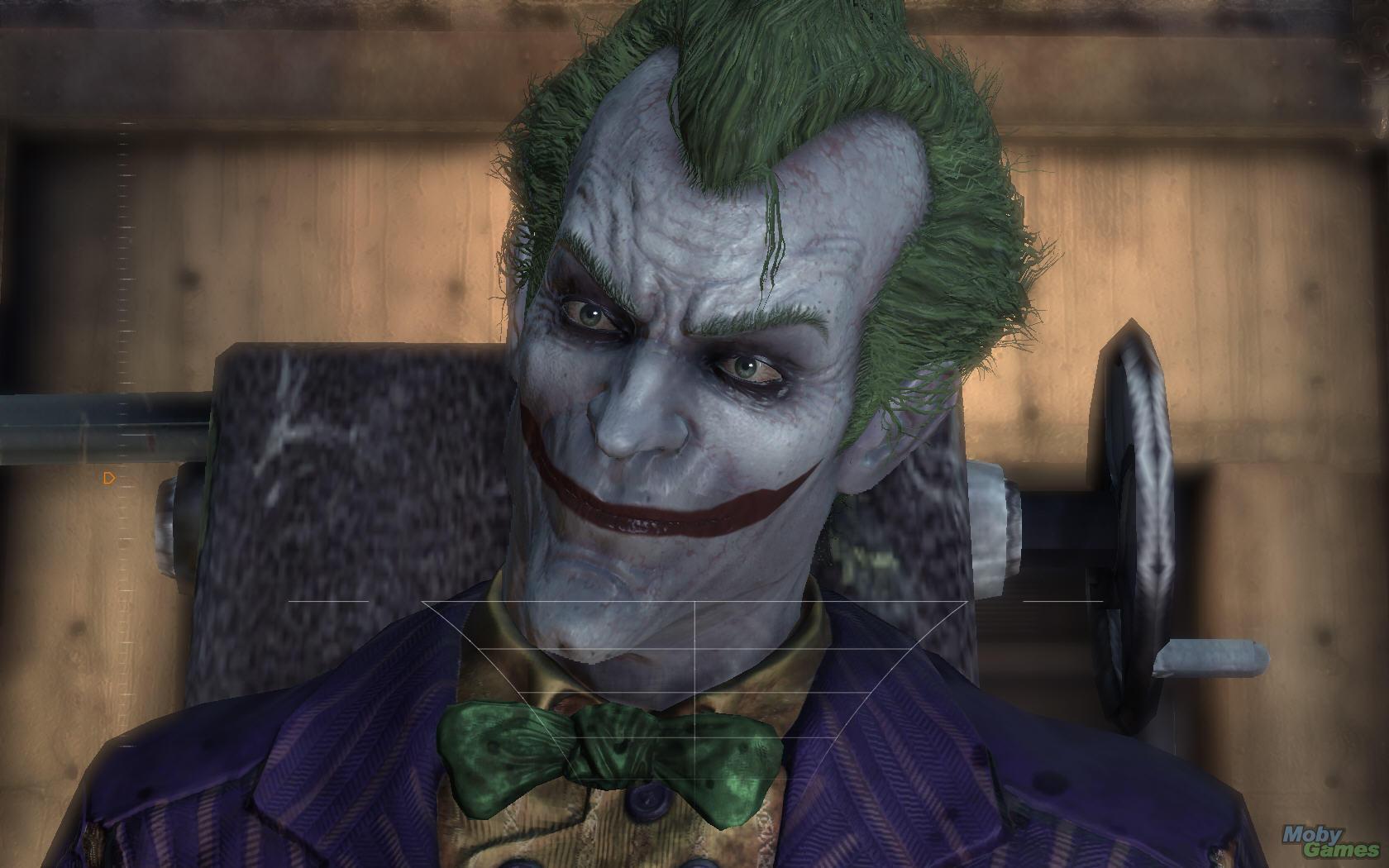 Batman Arkham Asylum PC Game Free Torrent Download