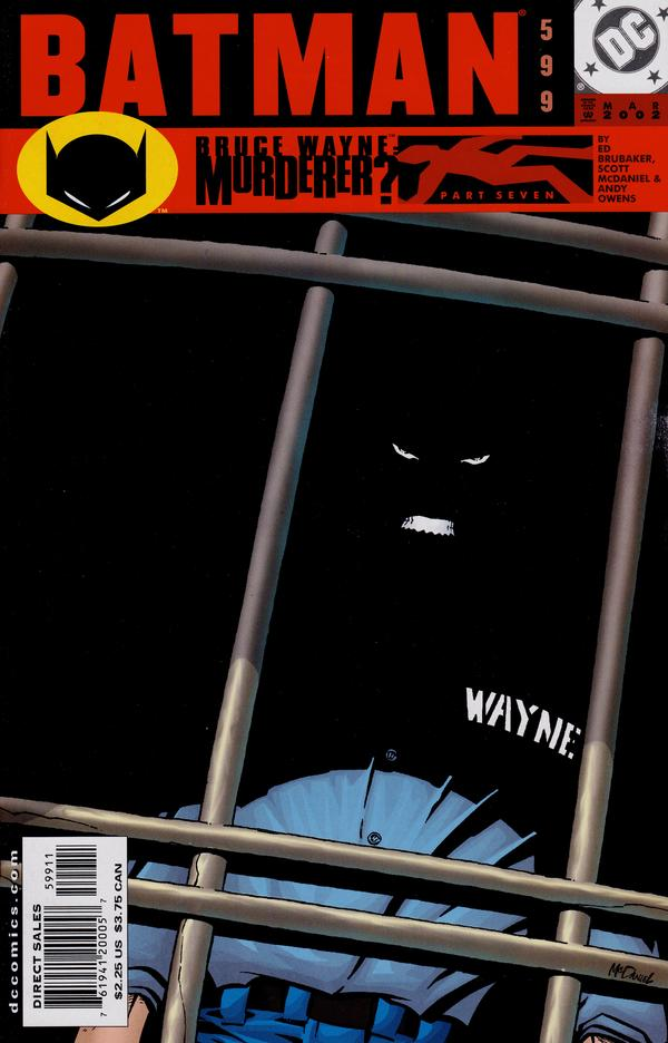 Batman Issue 599 | Batman Wiki | FANDOM powered by Wikia