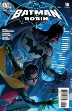 Batman and Robin-16 Cover-2