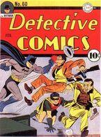 Detective Comics 60