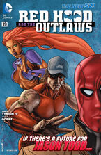 Red Hood and The Outlaws Vol 1-19 Cover-2