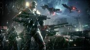 ArkhamKnight's army