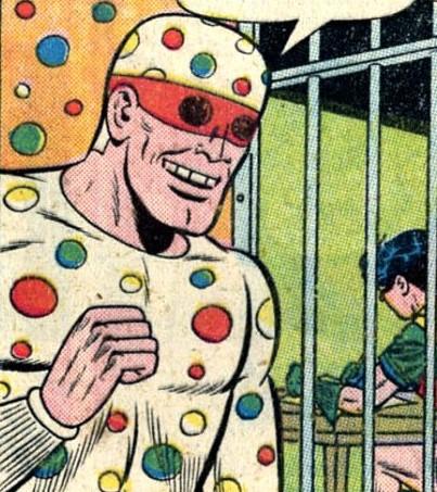 Polka Dot Man Batman Wiki Fandom Powered By Wikia