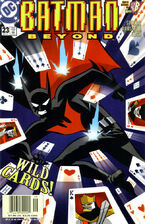 Batman Beyond v2 23 Cover