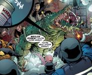 Killer Croc Batwoman 7
