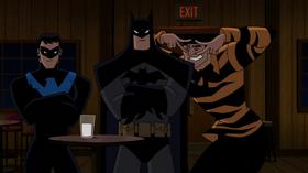 Batman recibe burlas en el bar
