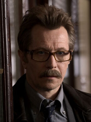 James Gordon Gary Oldman