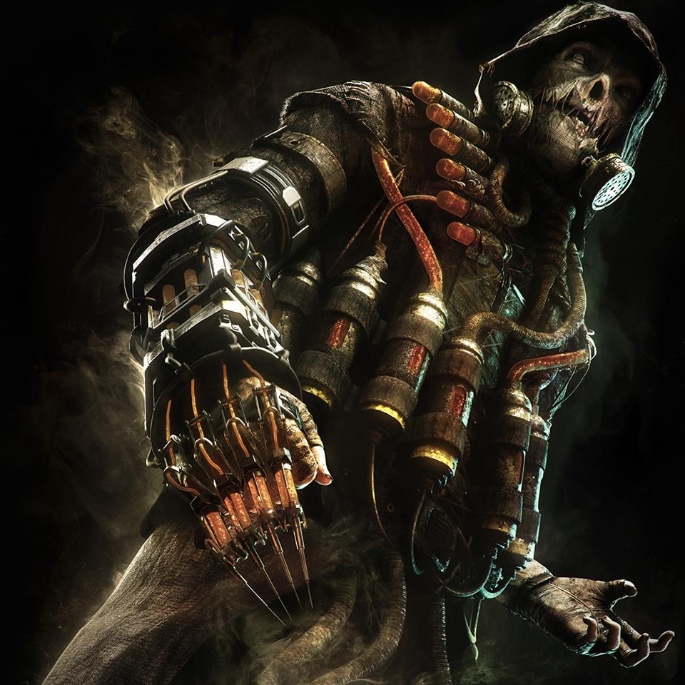 Scarecrow Arkhamverse Batman Wiki Fandom Powered By Wikia Filethree Ic Circuit Chipsjpg Wikimedia Commons