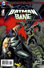 Forever Evil Aftermath Batman vs Bane Vol 1-1 Cover-2