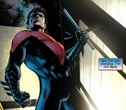 Red nightwing