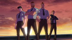 Young Justice - Private Security