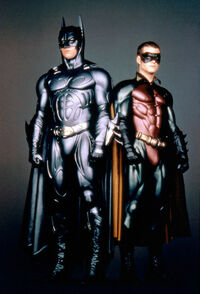 Batman Forever - Batman and Robin